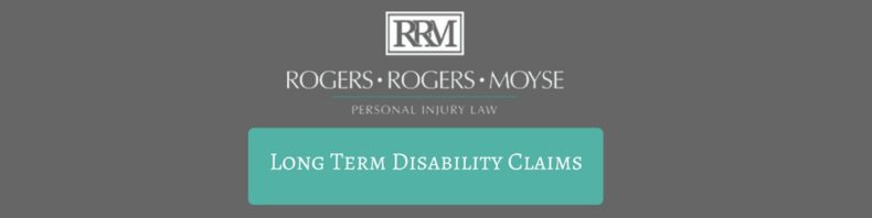 Long Term Disability Claims